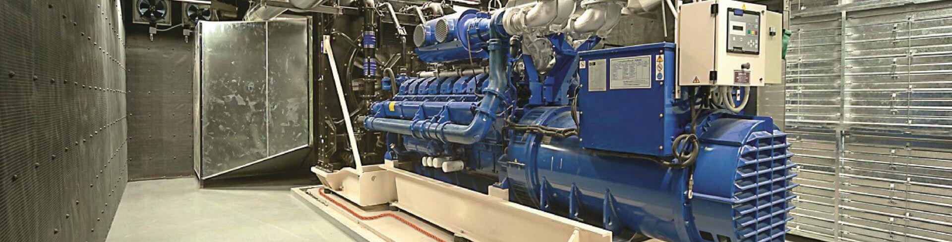 Soluciones de detección de fugas de diesel TTK para generadores
