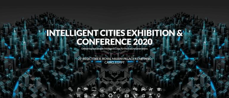 Visit TTK at Intelligent Cities Exhibition, 27-28 October 2020, Cairo, Egypt